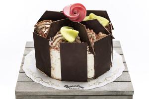 Tårta Schwarzwald
